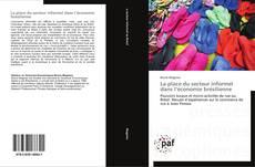 Couverture de La place du secteur informel dans l'économie brésilienne