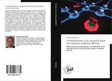 Portada del libro de Contributions à la sécurité dans les réseaux mobiles Ad-hoc