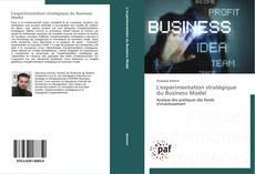 L'expérimentation stratégique du Business Model kitap kapağı