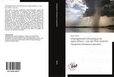 Buchcover von Changement climatique et agriculture : cas de l'Est ivoirien
