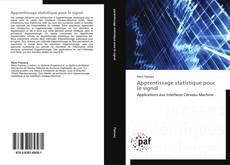 Bookcover of Apprentissage statistique pour le signal