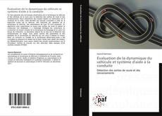 Buchcover von Évaluation de la dynamique du véhicule et système d'aide à la conduite