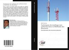 Capa do livro de Techniques de maillage non uniforme dans la Méthode des Moments