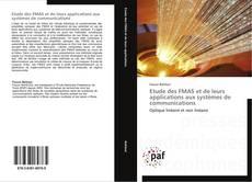 Bookcover of Etude des FMAS et de leurs applications aux systèmes de communications