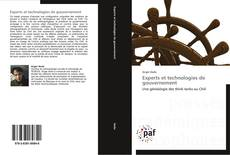 Bookcover of Experts et technologies de gouvernement