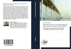 Bookcover of Modélisation du comportement des poutres mixtes acier-béton