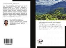 Portada del libro de Les Changements Climatiques