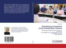 Обложка Developing Competent Crisis Intervention Trainers