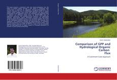 Bookcover of Comparison of GPP and Hydrological Organic Carbon Flux