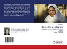 Bookcover of Discussing Moudawana