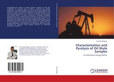 Buchcover von Characterization and Pyrolysis of Oil Shale Samples