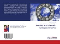 Bookcover of Astrology and Personality