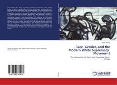 Copertina di Race, Gender, and the Modern White Supremacy Movement