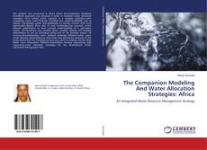 The Companion Modeling And Water Allocation Strategies: Africa的封面
