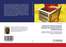 Обложка Elecronic Procurement: Impact on Procurement Performance