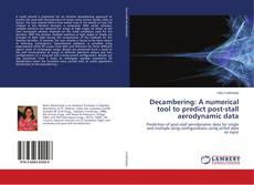 Bookcover of Decambering: A numerical tool to predict post-stall aerodynamic data