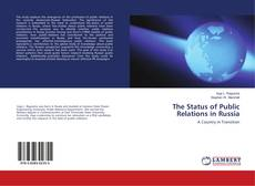 Bookcover of The Status of Public Relations in Russia