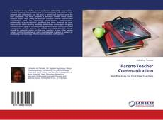 Copertina di Parent-Teacher Communication