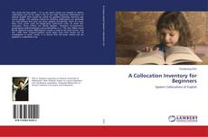 Bookcover of A Collocation Inventory for Beginners