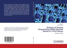 Bookcover of Analysis of Analog Despreading CDMA Receiver Based on 5-Port Device