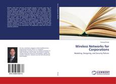 Bookcover of Wireless Networks for Corporations