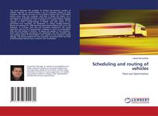 Bookcover of Scheduling and routing of vehicles