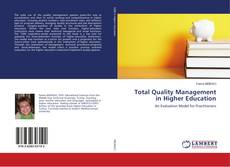 Обложка Total Quality Management in Higher Education