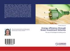 Bookcover of Energy efficiency through Green Investment Schemes