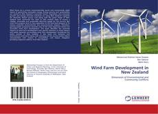 Bookcover of Wind Farm Development in New Zealand