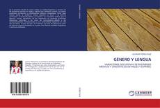 Capa do livro de GÉNERO Y LENGUA