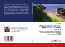 Bookcover of Effectiveness of FARMERS-RESEARCH-EXTENSION LINKAGE