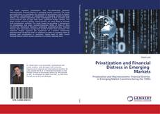Buchcover von Privatization and Financial Distress in Emerging Markets