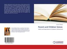 Bookcover of Parent and Children Voices
