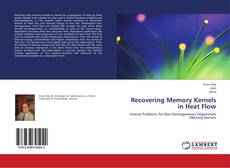 Buchcover von Recovering Memory Kernels in Heat Flow