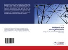 Prospects for Microgeneration kitap kapağı