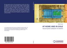 Buchcover von AT HOME AND IN EXILE