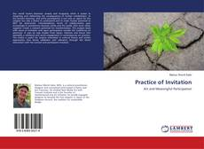 Bookcover of Practice of Invitation