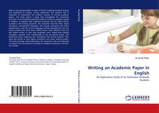 Bookcover of Writing an Academic Paper in English