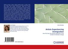 Buchcover von Artists Experiencing Immigration