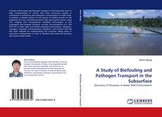 Bookcover of A Study of Biofouling and Pathogen Transport in the Subsurface