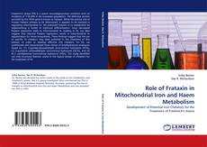 Обложка Role of Frataxin in Mitochondrial Iron and Haem Metabolism