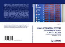 MACROECONOMIC EFFECTS OF INTERNATIONAL CAPITAL FLOWS kitap kapağı