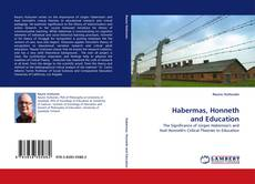 Bookcover of Habermas, Honneth and Education