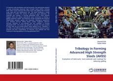 Portada del libro de Tribology in Forming Advanced High Strength Steels (AHSS)