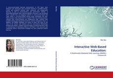 Capa do livro de Interactive Web-Based Education: