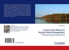 Bookcover of Lessons from Nature in Nuclear Waste Management