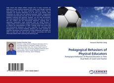 Borítókép a  Pedagogical Behaviors of Physical Educators - hoz