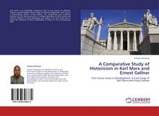 Capa do livro de A Comparative Study of Historicism in Karl Marx and Ernest Gellner
