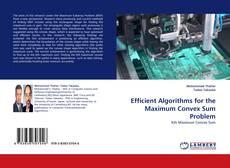 Buchcover von Efficient Algorithms for the Maximum Convex Sum Problem