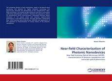 Near-field Characterization of Photonic Nanodevices kitap kapağı